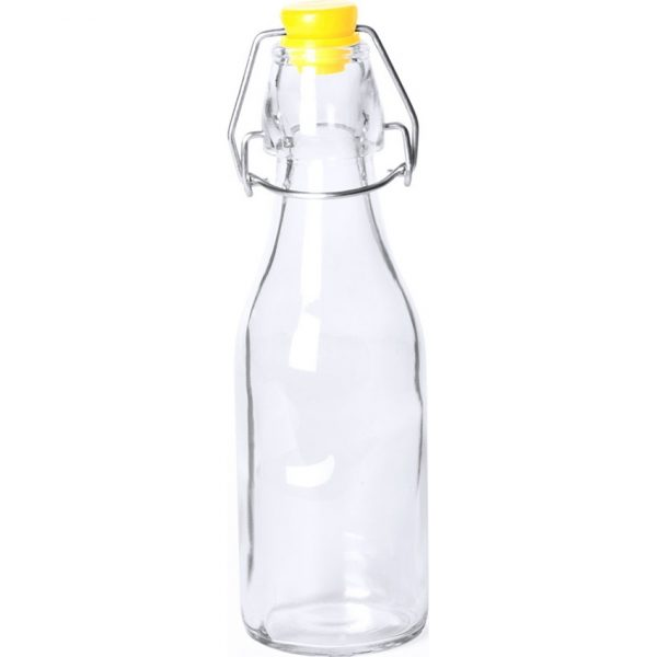Botella Haser Makito - Amarillo