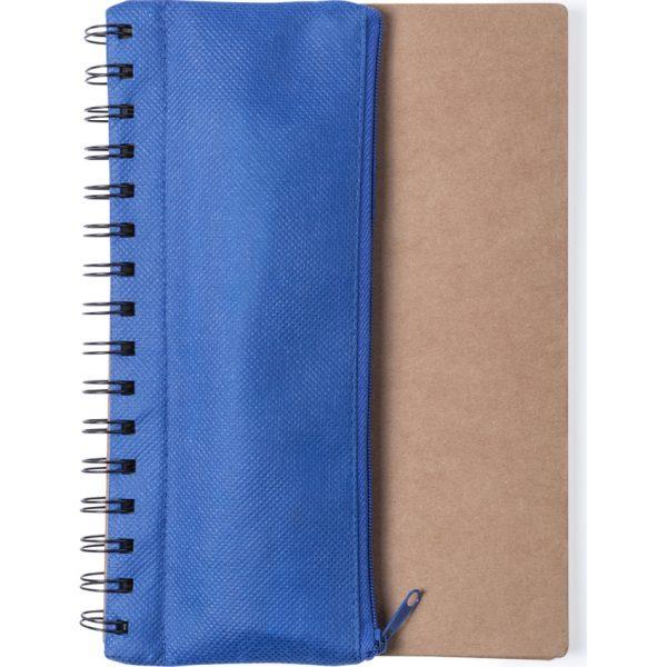 Libreta Mosku Makito - Azul