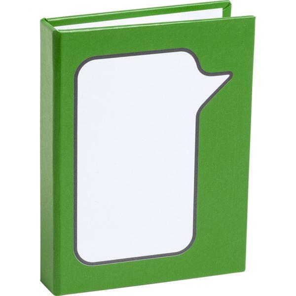 Bloc Notas Dosan Makito - Verde
