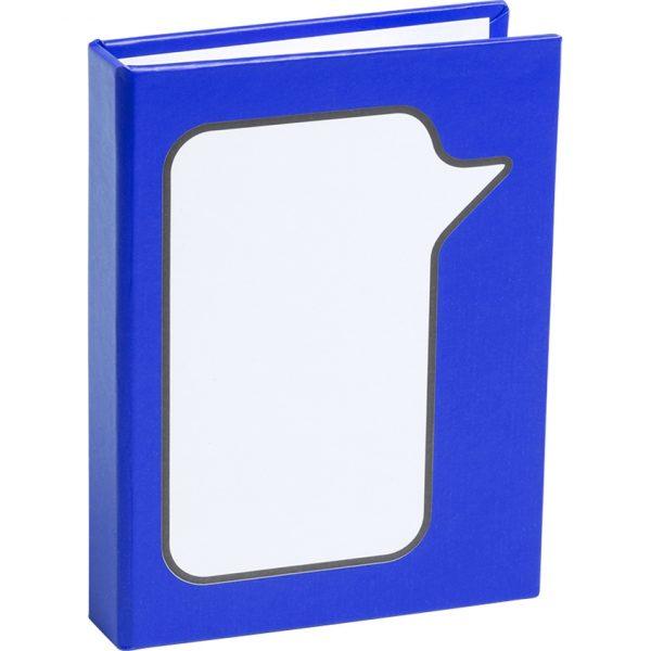 Bloc Notas Dosan Makito - Azul