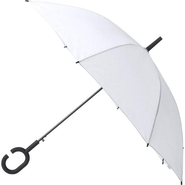 Paraguas Halrum Makito - Blanco