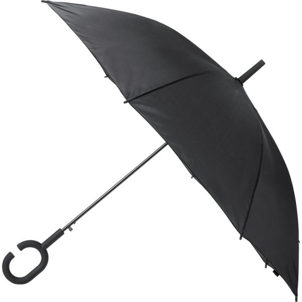 Paraguas Halrum Makito - Negro