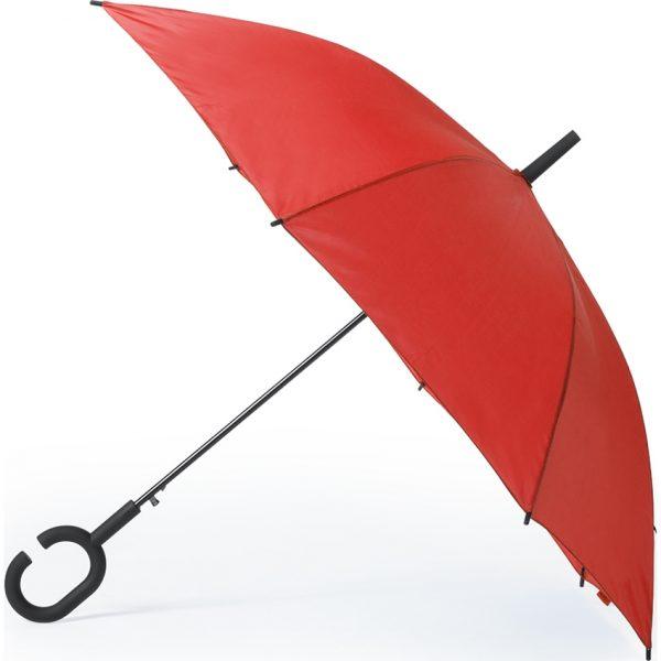 Paraguas Halrum Makito - Rojo