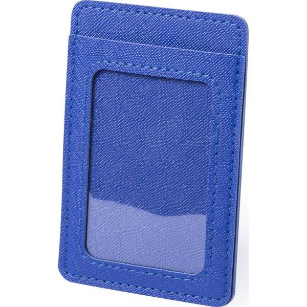Tarjetero Billetero Besing Makito - Azul