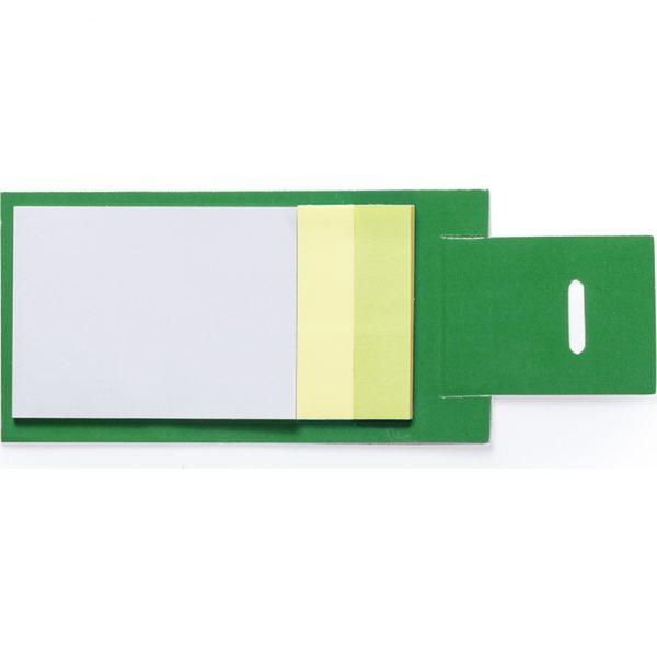 Portanotas Novich Makito - Verde