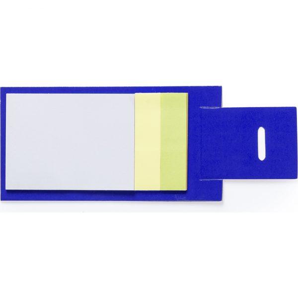 Portanotas Novich Makito - Azul