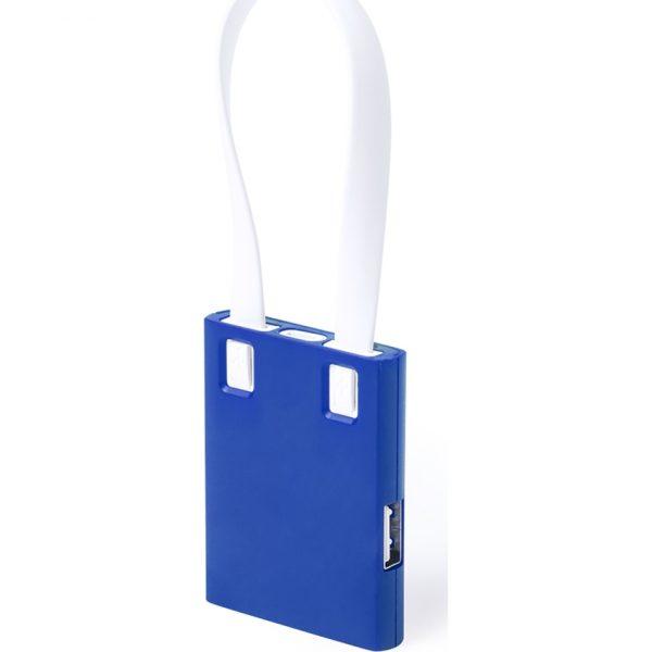 Puerto USB Yurian Makito - Azul