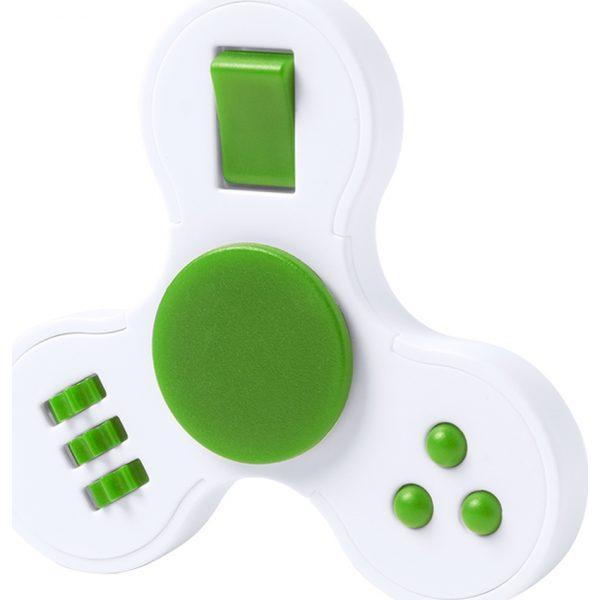 Fidget Spinner Fredd Makito - Verde