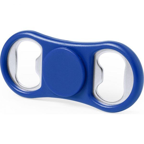 Fidget Spinner Abridor Slack Makito - Azul