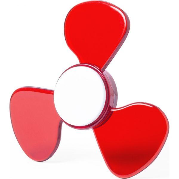 Fidget Spinner Bolty Makito - Rojo