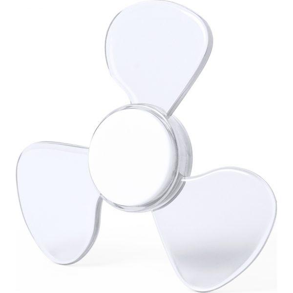 Fidget Spinner Bolty Makito - Transparente