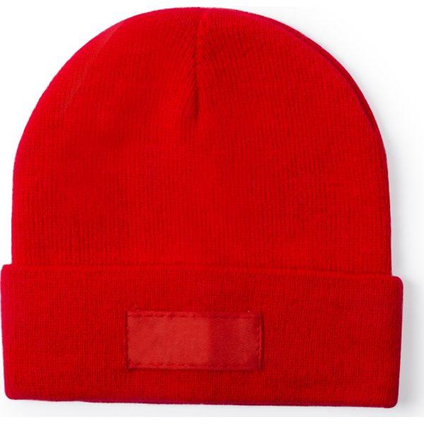 Gorro Holsen Makito - Rojo