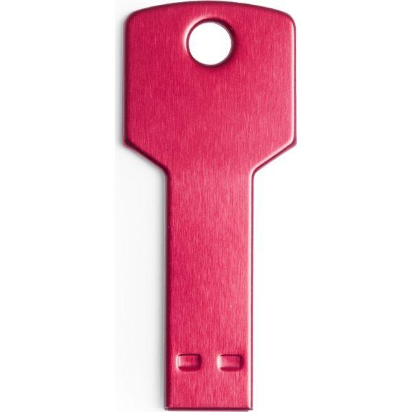 Memoria USB Fixing 16GB Makito - Rojo