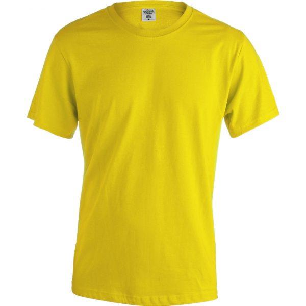 """Camiseta Adulto Color """"keya"""" MC130 Keya - Amarillo"""