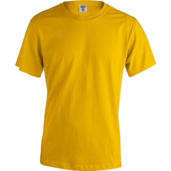 "Camiseta Adulto Color ""keya"" MC150 Keya - Dorado"