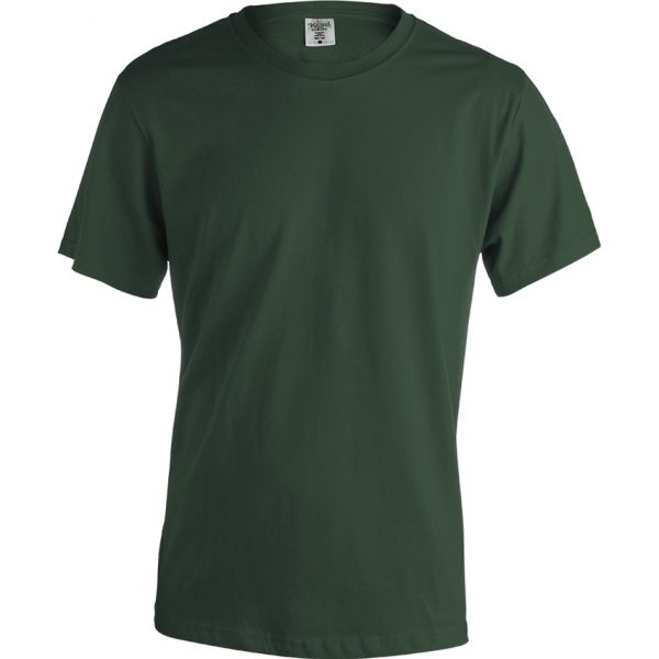 "Camiseta Adulto Color ""keya"" MC150 Keya - Verde Botella"