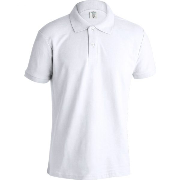 "Polo Adulto Blanco ""keya"" MPS180 Keya - Blanco"