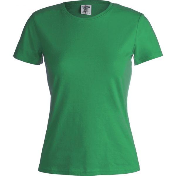 """Camiseta Mujer Color """"keya"""" WCS180 Keya - Verde"""