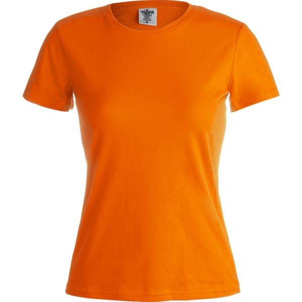 """Camiseta Mujer Color """"keya"""" WCS180 Keya - Naranja"""