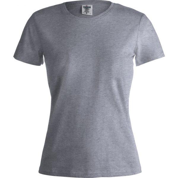 "Camiseta Mujer Color ""keya"" WCS180 Keya - Gris"
