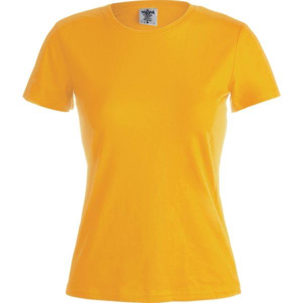 "Camiseta Mujer Color ""keya"" WCS180 Keya - Dorado"