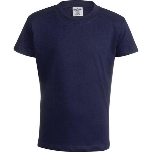 "Camiseta Niño Color ""keya"" YC150 Keya - Marino"