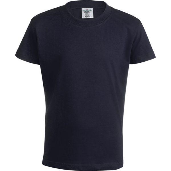 """Camiseta Niño Color """"keya"""" YC150 Keya - Marino Oscuro"""