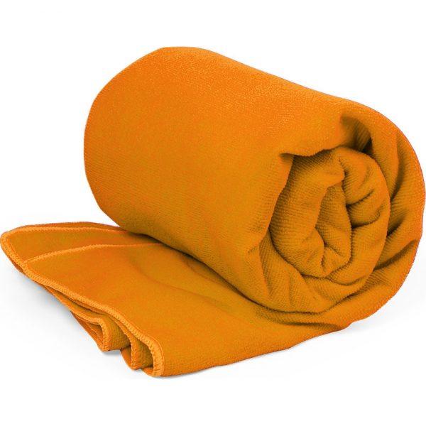 Toalla Absorbente Bayalax Makito - Naranja