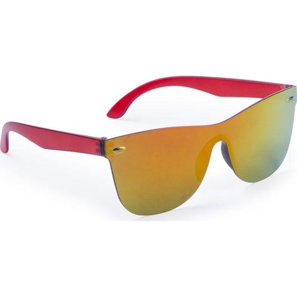 Gafas Sol Zarem Makito - Rojo