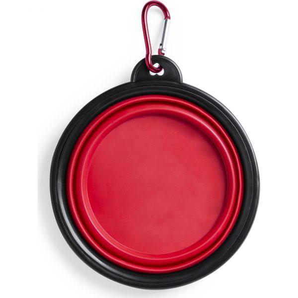 Bowl Plegable Baloyn Makito - Rojo