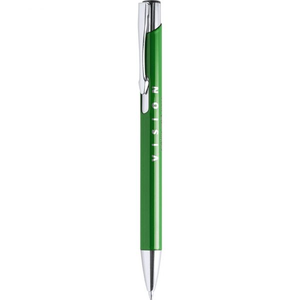 Bolígrafo Bizol Makito - Verde