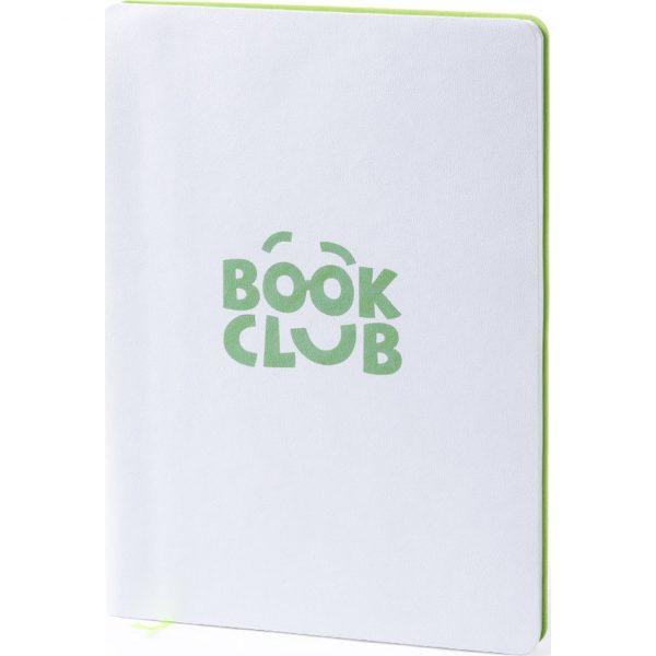 Bloc Notas Sider Makito - Verde Claro