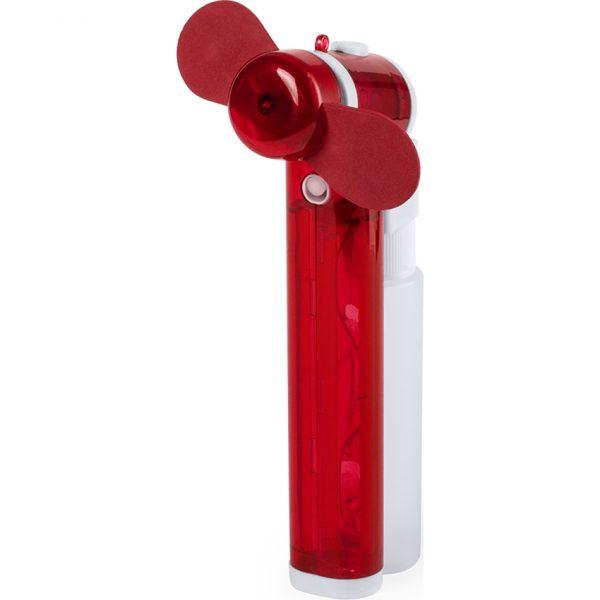 Ventilador Vaporizador Hendry Makito - Rojo