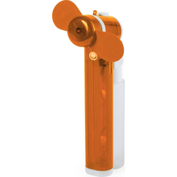 Ventilador Vaporizador Hendry Makito - Naranja