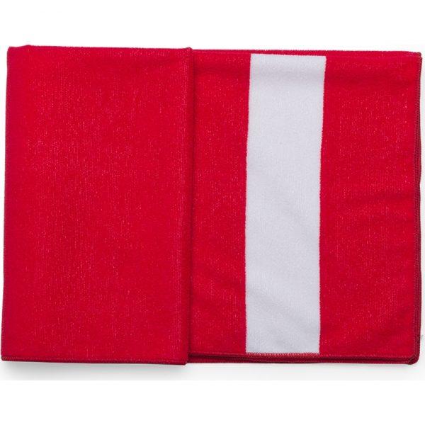 Toalla Absorbente Romid Makito - Rojo