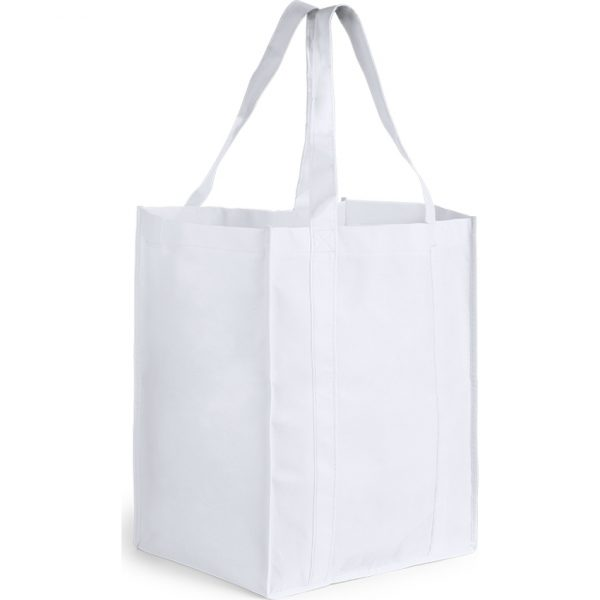 Bolsa Shop XL Makito - Blanco