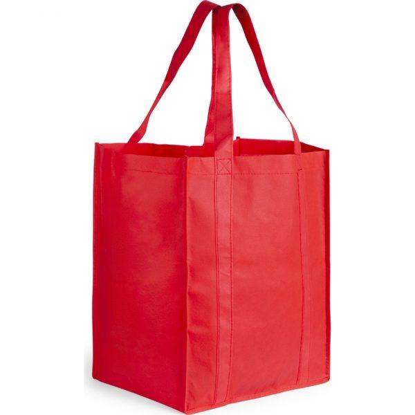 Bolsa Shop XL Makito - Rojo