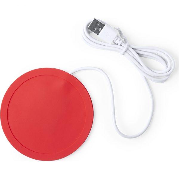 Calentador Tazas Tolman Makito - Rojo