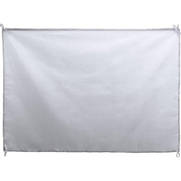 Bandera Dambor Makito - Blanco