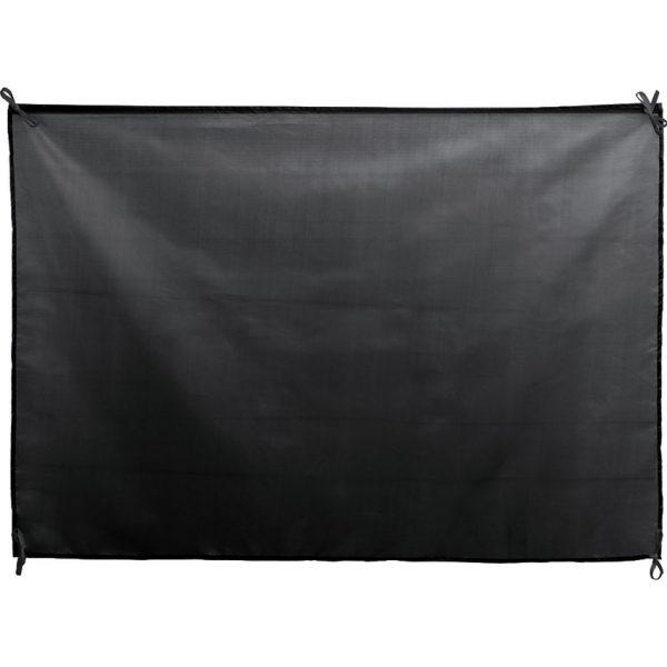 Bandera Dambor Makito - Negro