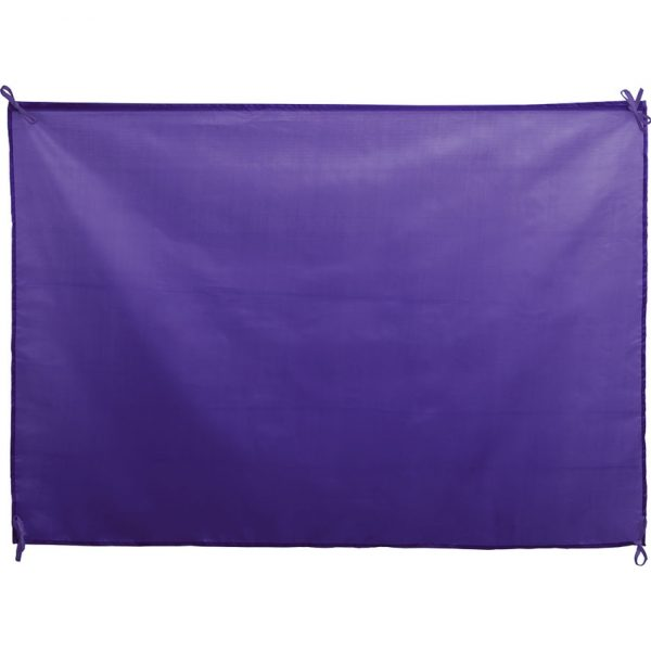 Bandera Dambor Makito - Morado