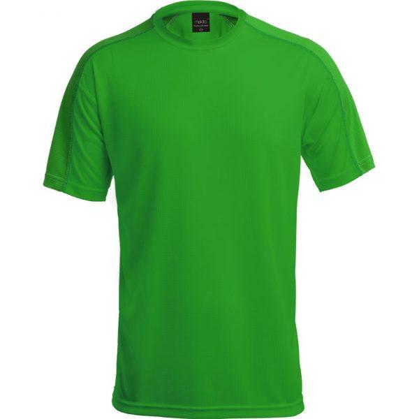 Camiseta Adulto Tecnic Dinamic Makito - Verde