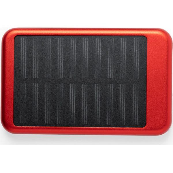 Power Bank Rudder Makito - Rojo