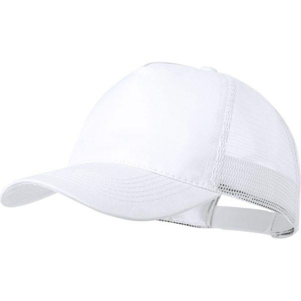 Gorra Clipak Makito - Blanco