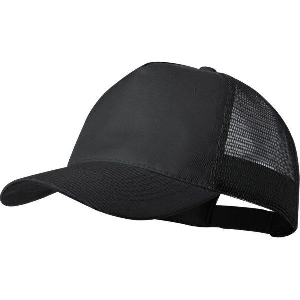 Gorra Clipak Makito - Negro
