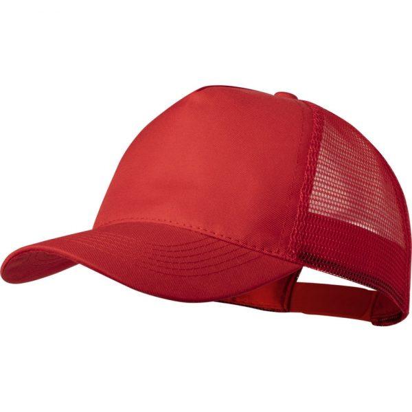 Gorra Clipak Makito - Rojo