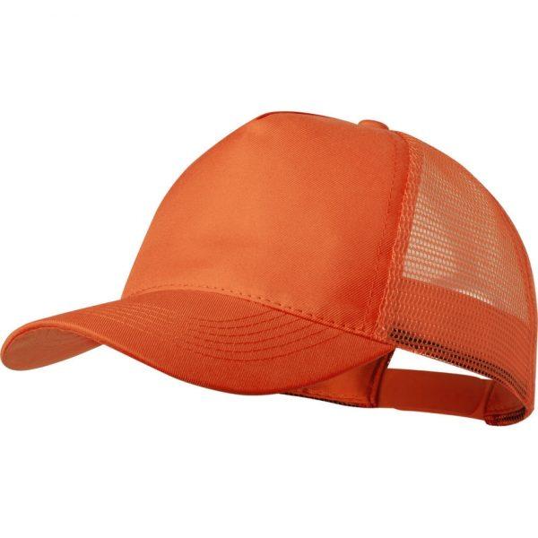 Gorra Clipak Makito - Naranja
