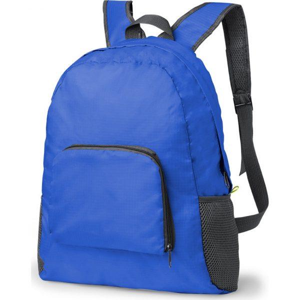 Mochila Plegable Mendy Makito - Azul