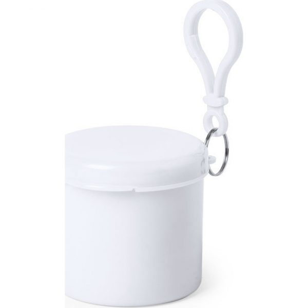 Poncho Birtox Makito - Blanco