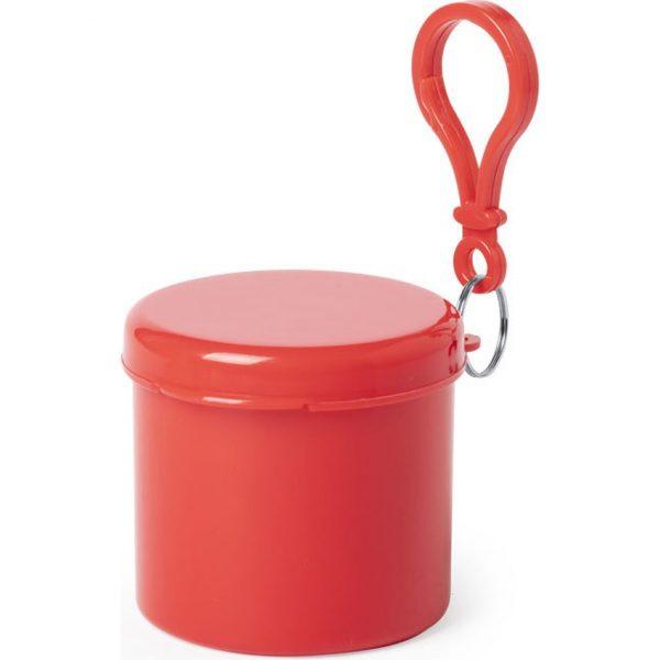 Poncho Birtox Makito - Rojo